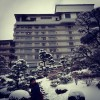 大雪の有馬グランドホテル東館260号に温泉旅行に行ってきた