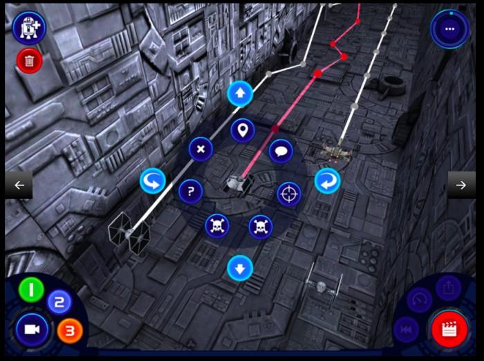 これはやりたい!スターウォーズのシーンを自由に編集できるアプリSTARWARS SCENE MAKER