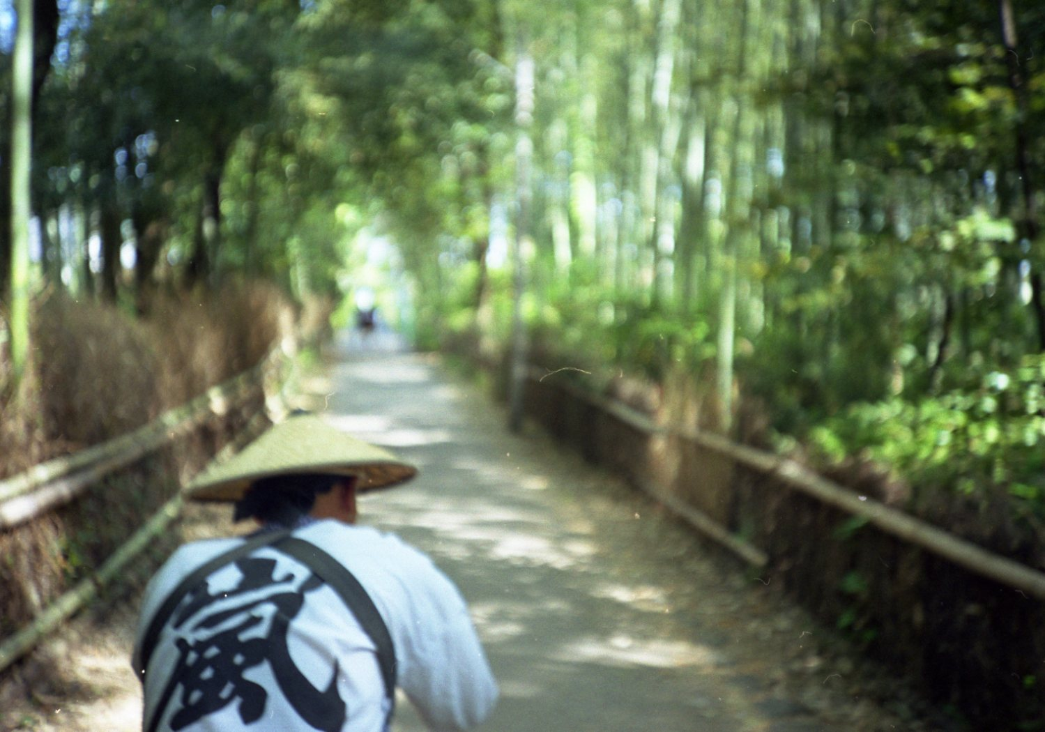 LOMO with AGFA ULTRA in 嵐山