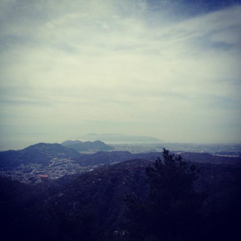 急登が超ハード!菊水山〜鍋蓋山〜再度公園コースは心して登るべし!