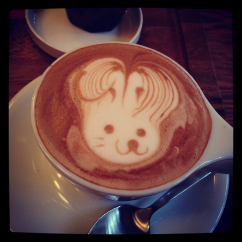 Ogawa Coffee The Cafe 河原町三条店