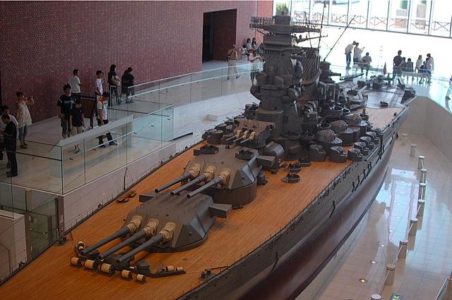 広島「大和ミュージアム」へ。大阪日帰り旅行ならオススメの博物館