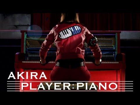 ラッセラーラッセラー!美人ピアニストが奏でるAKIRA(金田のテーマ)のセンスが凄い