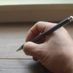 文房具好きな大人のための筆記用具。北星鉛筆 「大人の鉛筆」