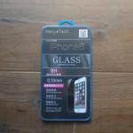 【レビュー】iPhone6用液晶保護ガラス硬度9H強化ガラス採用のHanyeTech製がオススメ