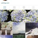 Instagramで複数の写真が合体して1枚の写真になってるのはどうしてるの?Instagridsを使いなよ