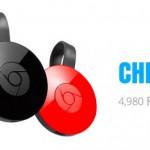 Google Chromecastの新型が登場。Chromecast Audioも