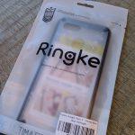 google pixel3 手帳型ケースがイヤで背面Gマークを見せたいならRingkeクリアケースで決まり