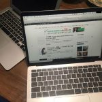7年間使った旧型mac book airから新型Retnia mac book airへ移行